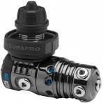 Scubapro MK25 EVO/A700 Carbon Black Tech Regulator - Din