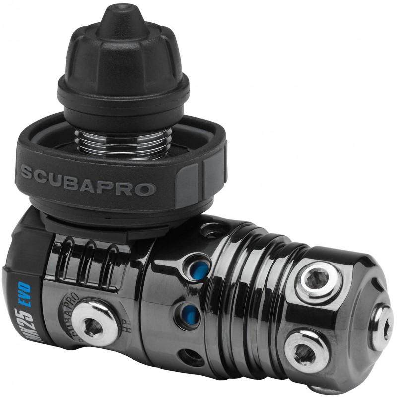 Scubapro MK25 EVO/A700 Carbon Black Tech Regulator