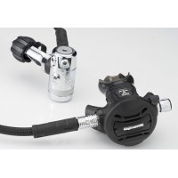 Apeks XTX50 Regulator - Yoke