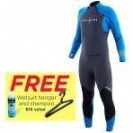 Aqua Lung Men's AquaFlex 5mm Jumpsuit