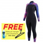 Aqua Lung Women's AquaFlex 5mm Jumpsuit